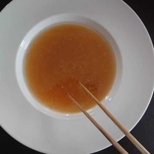 Miso Ramen suppe